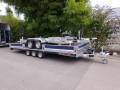 Cargo Connect 550x225 cm 3 Achser mit Alufelgen Neufahrzeug